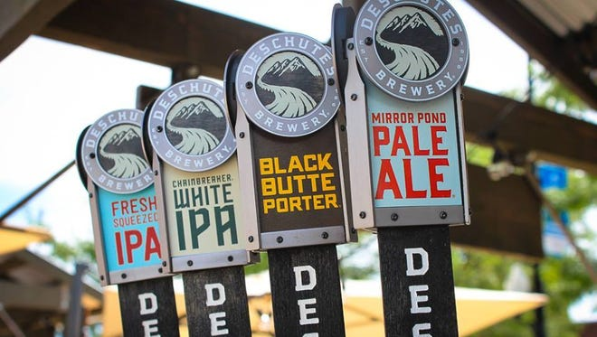 Deschutes Brewing of Bend, Oregon, will soon announce where it will build its eastern U.S. brewery. Cities identified as candidates include Greenville, Charleston and Asheville.