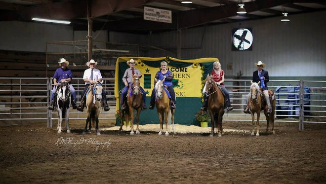 The Southern Classic Charity Horse Show benefitting Hospice House will  be held July 21-23 in Midway, at the Bar None Arena.