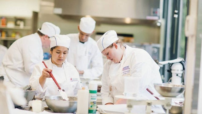 Participants at the Culinary Camp