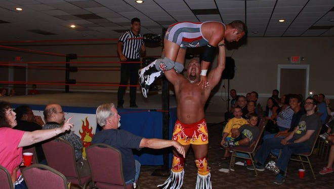D2W Pro Wrestling has been bringing sports entertainment to Morris County for nearly six years.