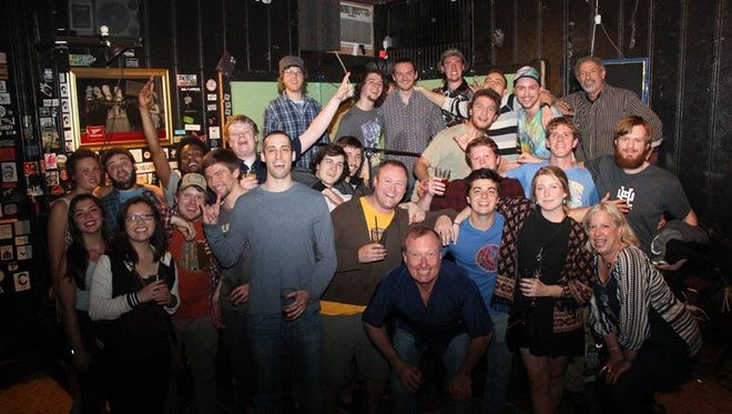 The Rumble Roots will perform on Sept. 10, 2016 at Guu's on Main.