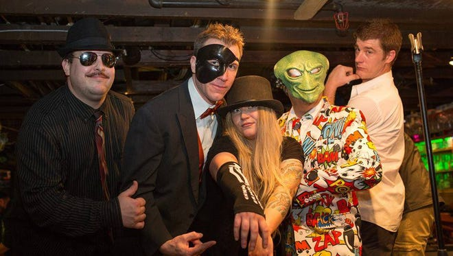 The Starboard in Dewey Beach will host its annual Halloween party at 10 p.m. Saturday, Oct. 29; admission is free. Local rock act Freshly Squeezed will perform.