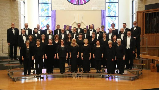 The Central Chamber Chorale will be putting on concerts in Marshfield is at 3 p.m. Sunday at First Presbyterian Church, 200 South Lincoln.. There are also performances in Wisconsin Rapids at the First Congregational Church, 311 Second St. South, at 7:30 p.m. Friday and in Abbotsford at St. Bernard Catholic Church, 400 North Second Ave.at 7:30 p.m. Saturday.