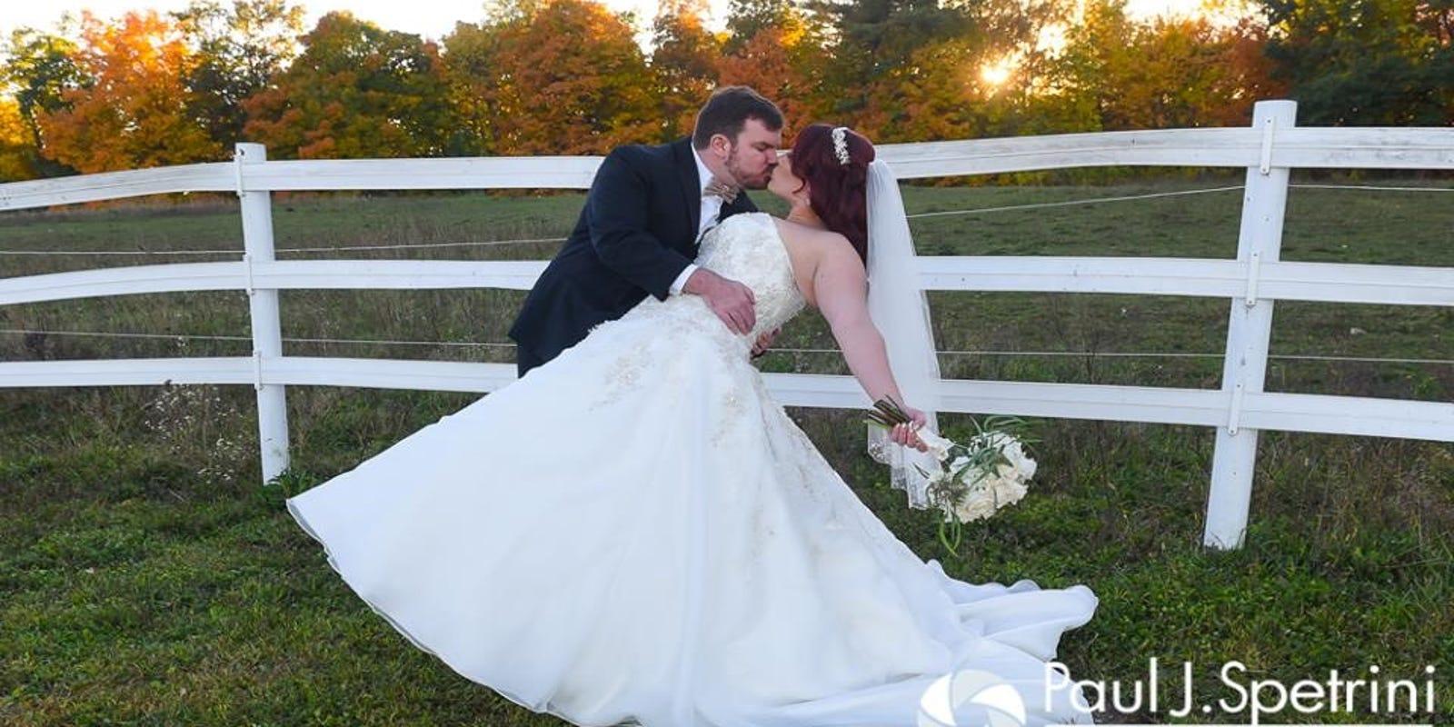 Wedding announcement: Brooke D. Hirsh and James D. Salisbury