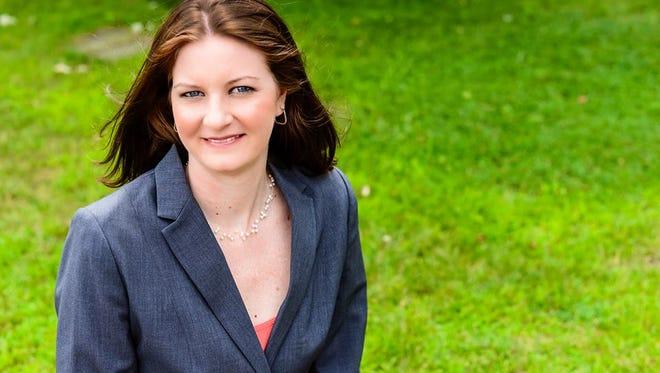 Linda Hughes of Evesham, newest Burlington County freeholder