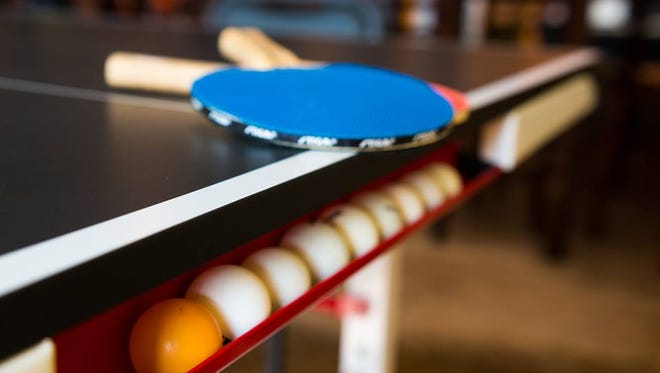Loft 912 will host a quarterly ping-pong tournament this year