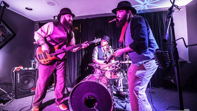 The Whiskeyhickon Boys will play a free show at Seacrets in Ocean City at 5 p.m., Friday, Nov. 23.