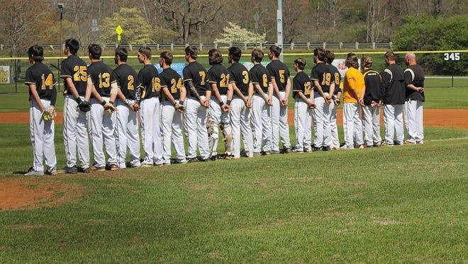 Murphy baseball is the 1-A Western Regional champion.