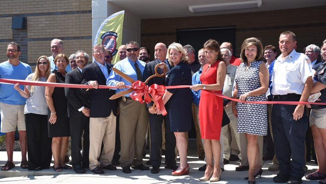 The new Sumner County Emergency Communications Center celebrated its grand opening July 7.