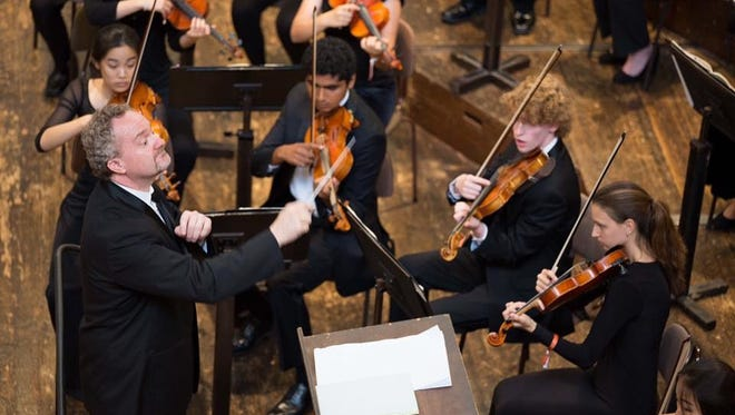 The New Jersey Youth Symphony's top ensemble, Youth Symphony, was awarded first place in the orchestral division of the 11th Summa Cum Laude (SCL) International Youth Music Festival and Competition in Vienna.
