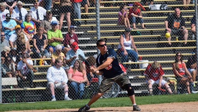 The fourth annual Guns N' Hoses charity softball game will be held Aug. 26, 2017 at Bukolt Park.