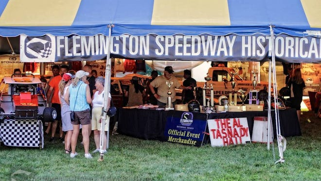 The Flemington Speedway Historical Society will show off its annual exhibit at the Hunterdon County 4-H and Agricultural Fair this week with a special twist — a meet-and-greet with race VIPs, including Karl Freyer on Friday as part of Race Day at the Fair.