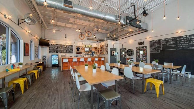 Momentum Brewhouse in Bonita Springs is a thriving small business on Bonita Beach Road.