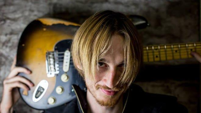 Blues guitarist Eli Cook returns Saturday night to Crash Music in Aztec.