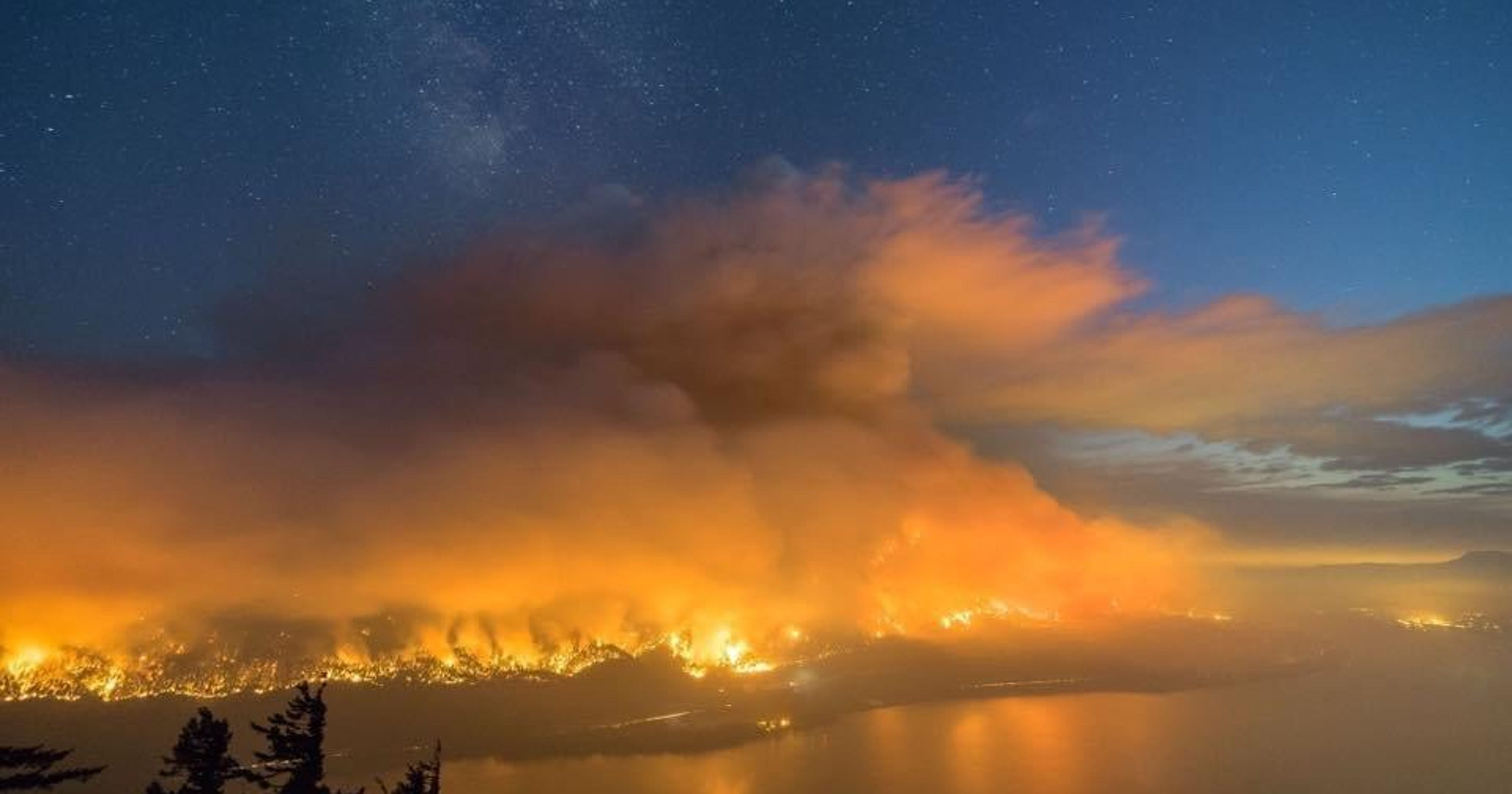 Big County Little Lessons Learned In The Eagle Creek Fire 9 15 10 Hood River