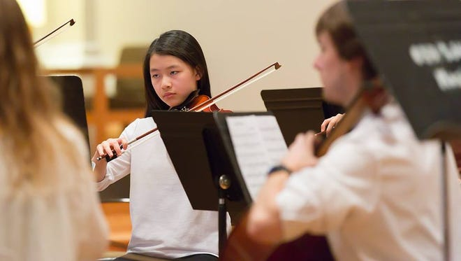 The Central Minnesota Youth Orchestra is preparing for a Nov. 11 concert.