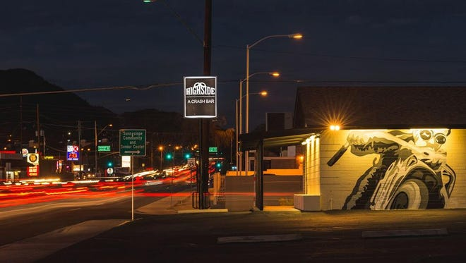 Highside cocktail bar is now open in Phoenix's Sunnyslope neighborhood.