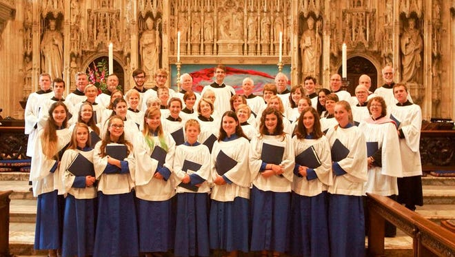 The Grace Church Choirs will present a candlelight Evensong at 4 p.m. on Sunday Dec. 17, at Grace Church in Madison.