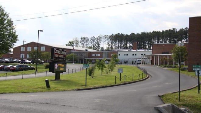 Cocke County High School.
