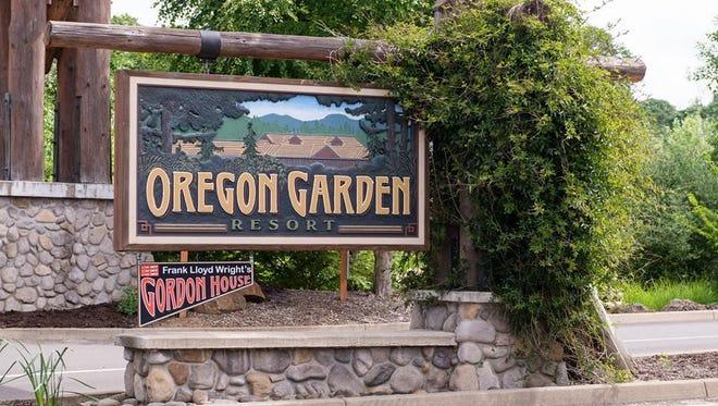 The Oregon Garden Resort