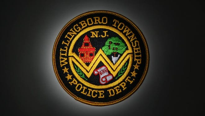 Willingboro police say a Millstone Lane home was hit by gunfire early Halloween morning.