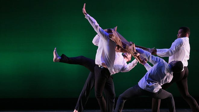 The Middlesex County College dance ensemble will present its 17 annual spring dance concert on April 28 and 29.