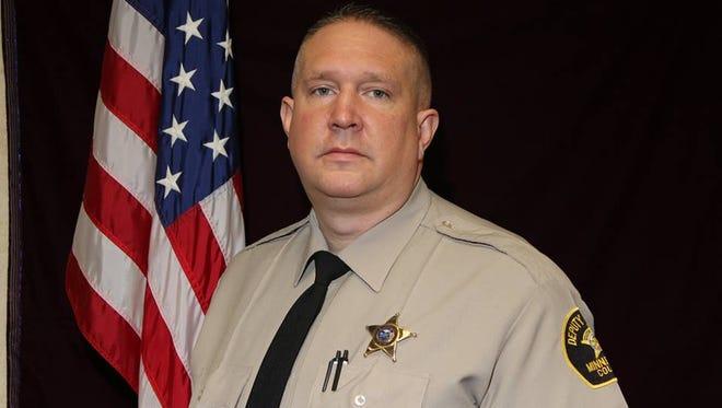 Deputy Steve Maciejewski