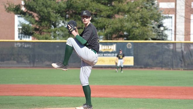 Former Roy C. Ketcham star Ryan Murphy pitched a no-hitter for the Le Moyne College baseball team on April 15.