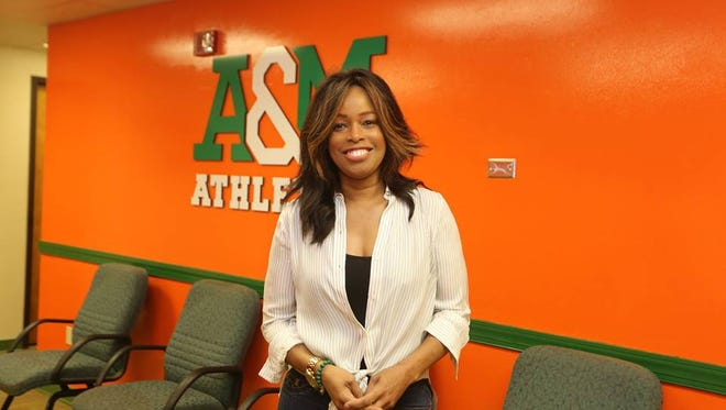 NFL on FOX and FAMU grad, Pam Oliver, won the Gracie Award for Best On-Air Talent in Sports/Entertainment. She is very prideful of her FAMU ties.
