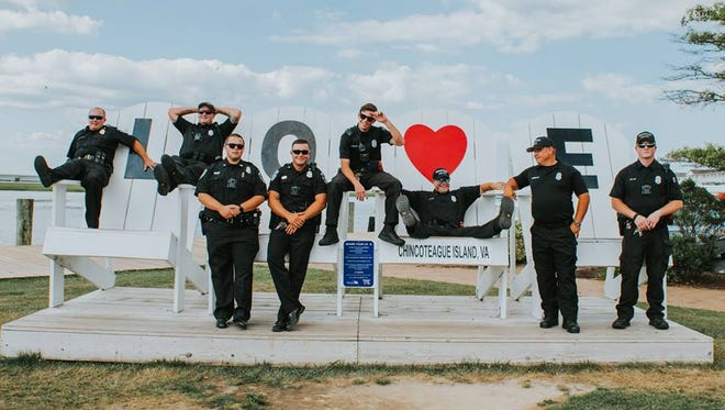 The Chincoteague Police Department is being featured in a video after taking on a lip sync challenge for law enforcement agencies.