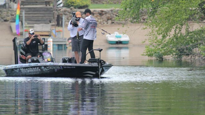 College anglers will participate in a Bassmaster event in La Crosse next summer.