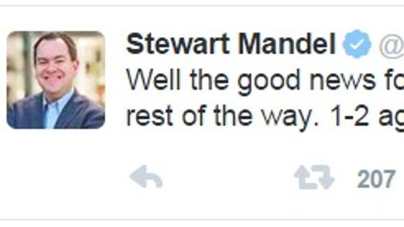 And Stewart Mandel, too.