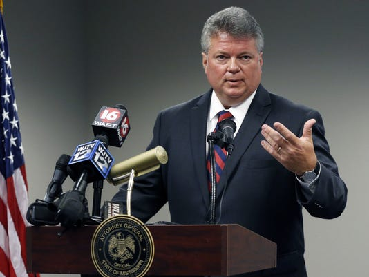 State Attorney General Jim Hood