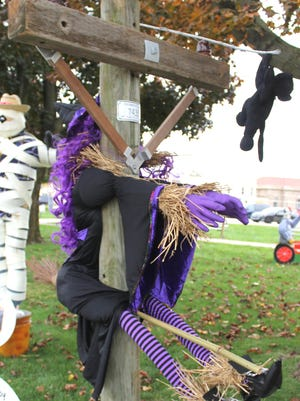Halloween celebrations might be different but scarecrows around town created by local businesses and individuals need  your vote to win the contest hosted by the Coldwater Area Chamber of Commerce. Vote on the chamber Facebook page through Nov. 30.