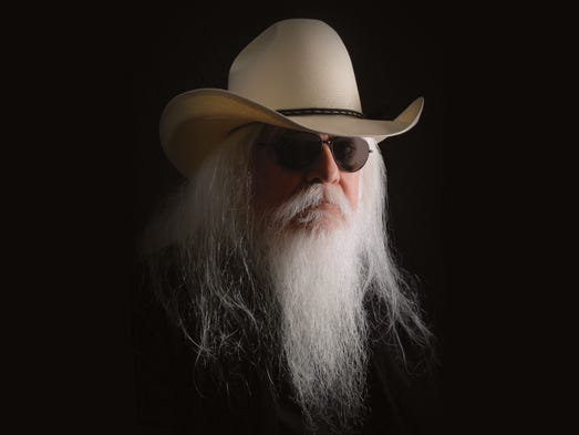 During his 50 years in music, Leon Russell has played