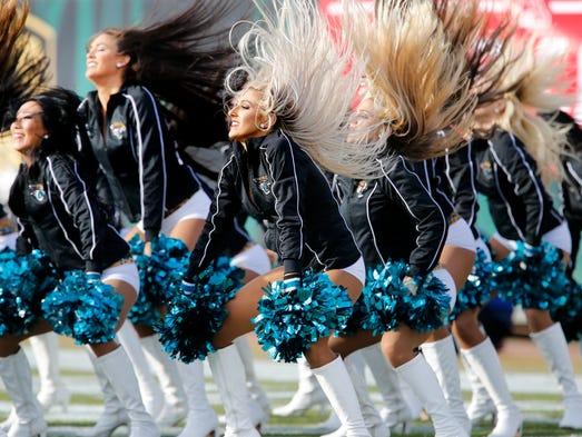 Wild-card round: Jacksonville Jaguars