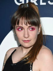 """FILE - This Feb. 2, 2017 file photo shows executive producer and actress Lena Dunham attends the premiere of HBO's """"Girls"""" sixth and final season in New York.  It premieres Sunday at 10 p.m. EST on HBO."""