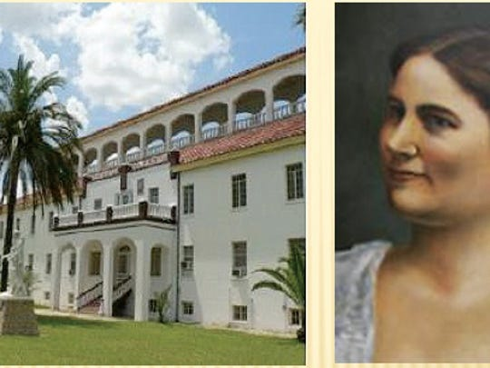 Stella Marie Kenedy donated money in 1938 to build a new seminary in Hebbronville. It was completed in 1944.