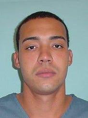 Marco Antonio Parilla Jr., 23, was arrested on suspicion