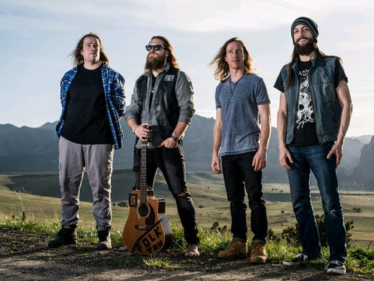 The Native Howl from Leonard in northeast Oakland County blends bluegrass with thrash metal.