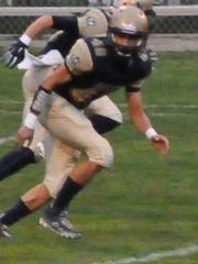 Santino Rojo of Ruidoso High School will compete in the 3A/4A South All-Star football competition.