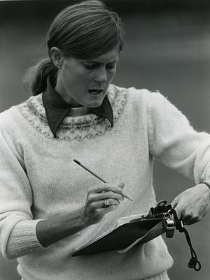 Mary Ann Hitchens coached the Blue Hens to a 196-76-30 record highlighted by five top-four national finishes.