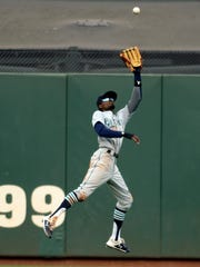 Dee Gordon's transition to center field has gone about