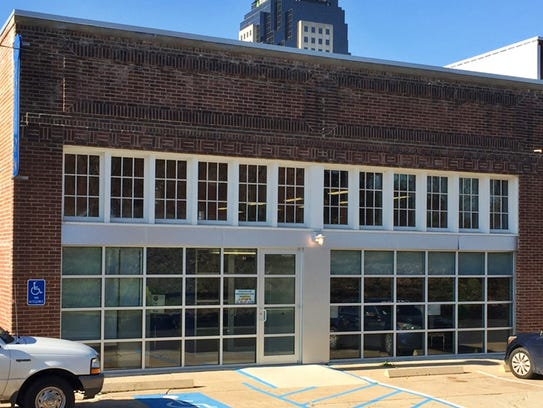416 Cotton Street after rehabilitation through tax