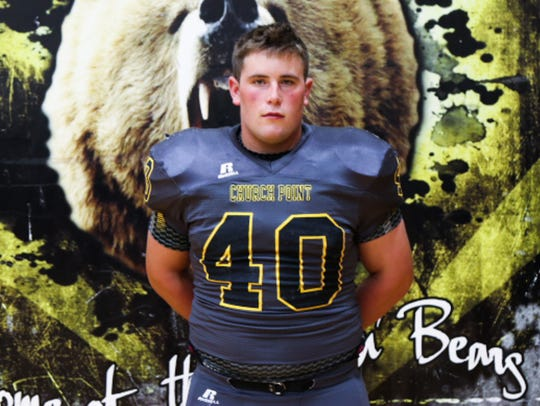 Church Point senior defensive tackle Ben Henry hopes
