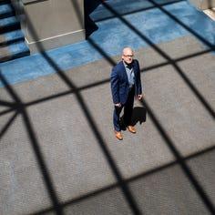 The man behind University of Memphis' economic engine   Evanoff