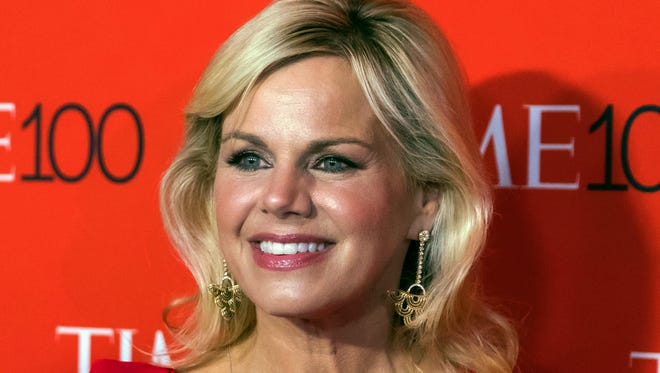 Gretchen Carlson attends the TIME 100 Gala, celebrating the 100 most influential people in the world in New York.