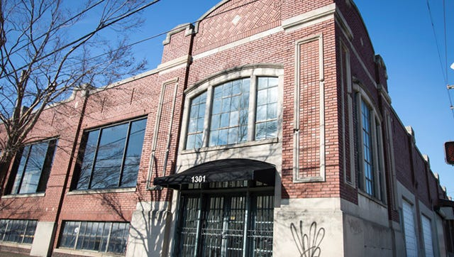 The building at 1301 W. Main St. will soon be home to both Heine Brothers' Coffee and Falls City Brewing Company.