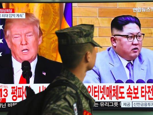 AFP AFP_1274LU I POL DIP KOR