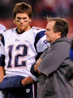 Bill Belichick and Tom Brady have worked together for 17 years, an unprecedented run between a coach and player in the NFL or any sport for that matter.